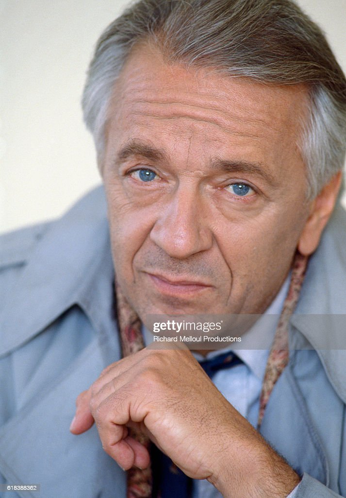 French Actor Jean-Pierre Cassel : News Photo