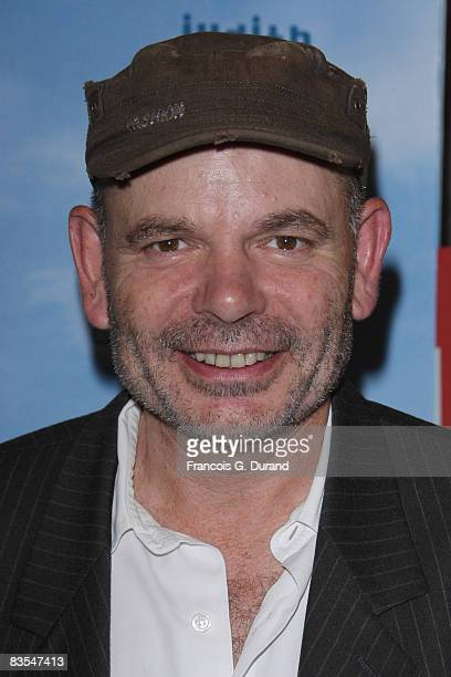 French actor JeanPierre Darroussin attends the 'Les Grandes Personnes' Paris Premiere at the UGC les Halles on November 3 2008 in Paris France