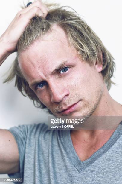 French Actor Jeremie Renier pictured in Festival de Cannes in France on May 19, 2008. Cloclo, Possessions, The Kid with a Bike, Potiche, Lorna's...