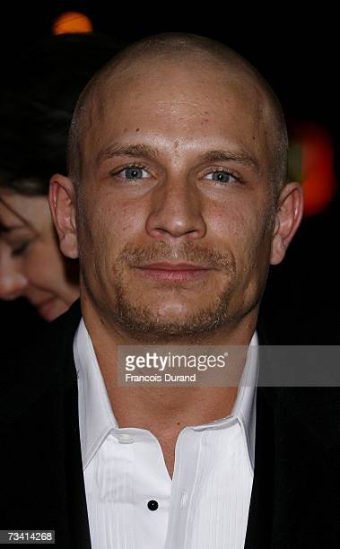French actor Jeremy Renier arrives at the 32nd Cesars french film awards ceremony at the Chatelet theater on February 24 2007 in Paris France