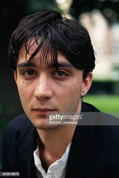 French Actor Julien Rassam