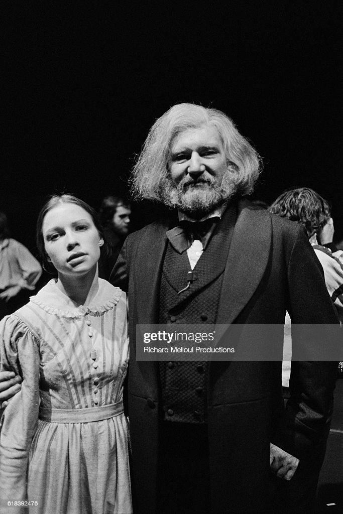 On the musical Les Miserables : Photo d'actualité