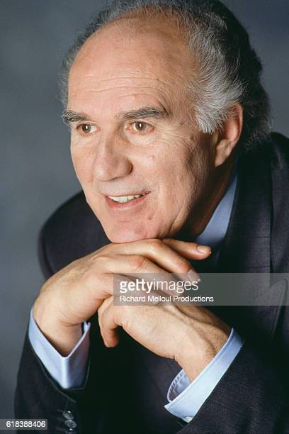 French Actor Michel Piccoli