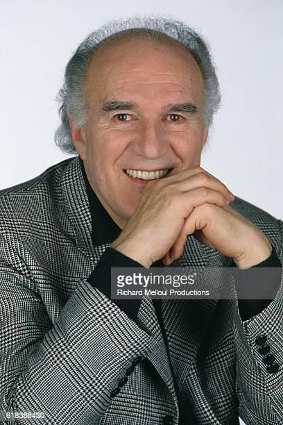 French Actor Michel Piccoli