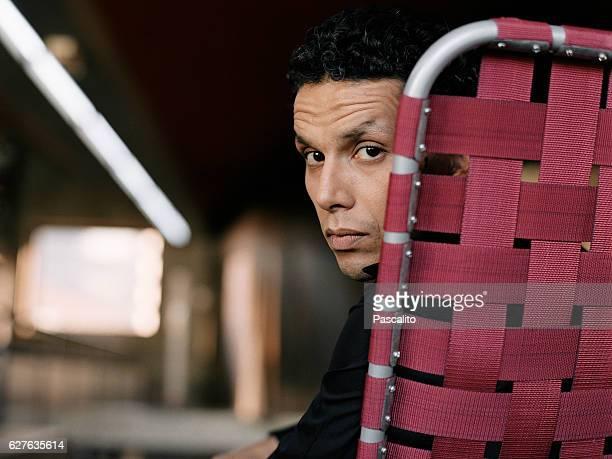 French actor of Tunisian origins Sami Bouajila.