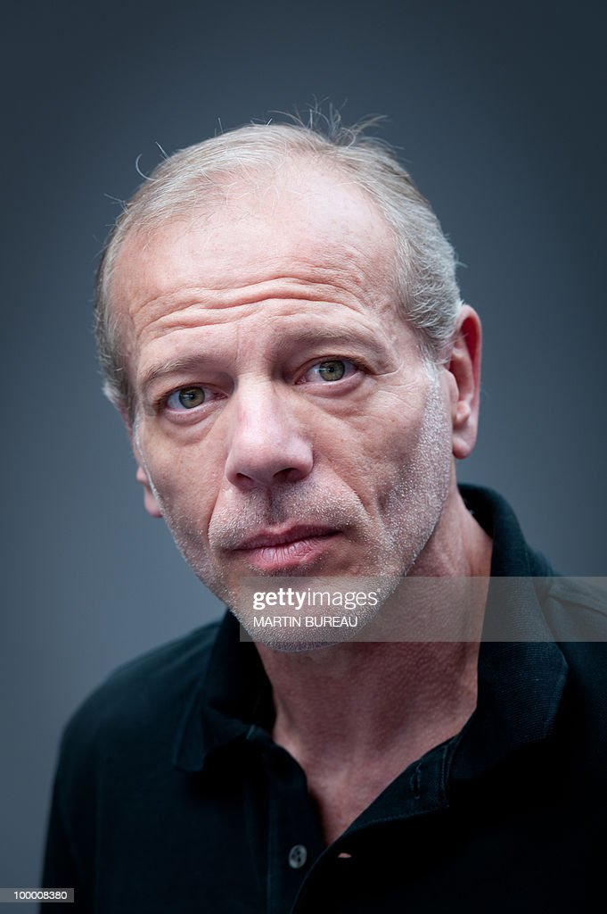 French actor Pascal Greggory poses durin