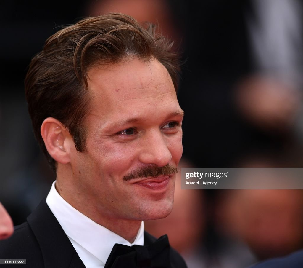 French Actor Paul Hamy Arrives For The Screening Of The Film Sibyl News Photo Getty Images