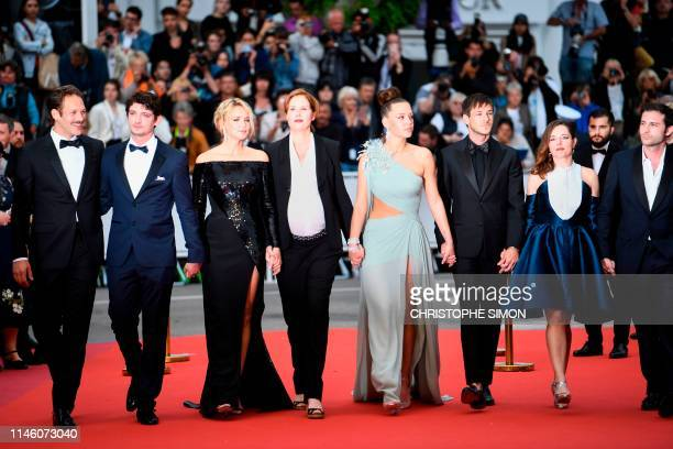 French actor Paul Hamy FrenchCanadian actor Niels Schneider Belgian actress Virginie Efira French film director Justine Triet French actress Adele...