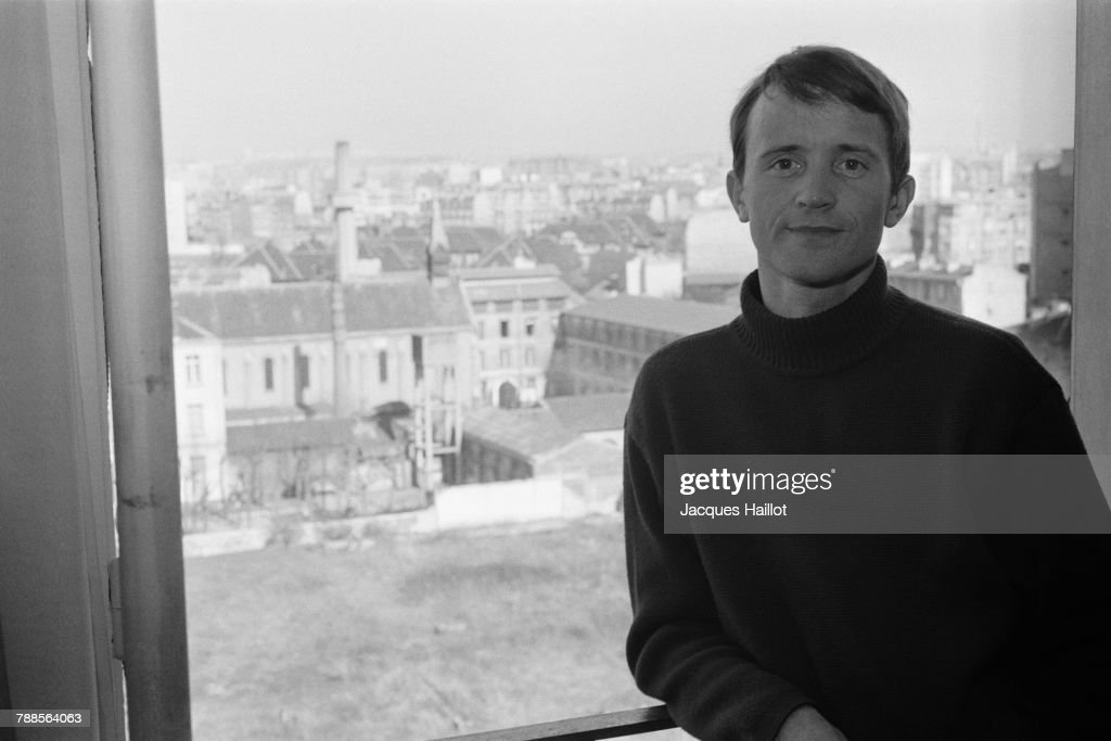French actor Philippe Avron : News Photo