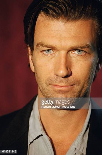 French Actor Philippe Caroit