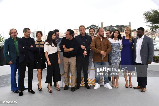 French actor Philippe Katerine French actor Guillaume Canet French actress Marina Fois French actress Noee Abita French actor Felix Moati French...