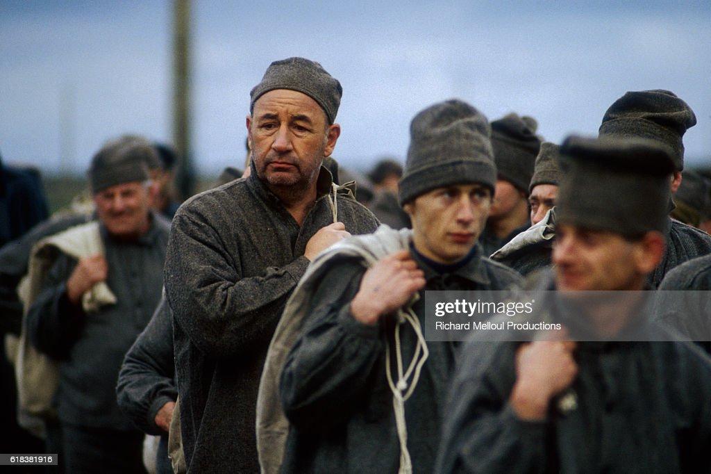 Actor Philippe Noiret : Photo d'actualité