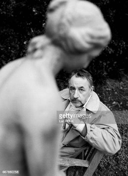 French actor Philippe Noiret