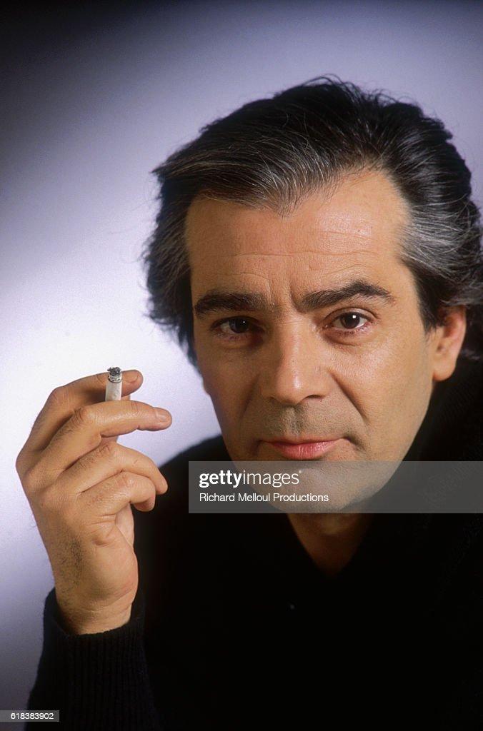 Actor Pierre Arditi : Photo d'actualité