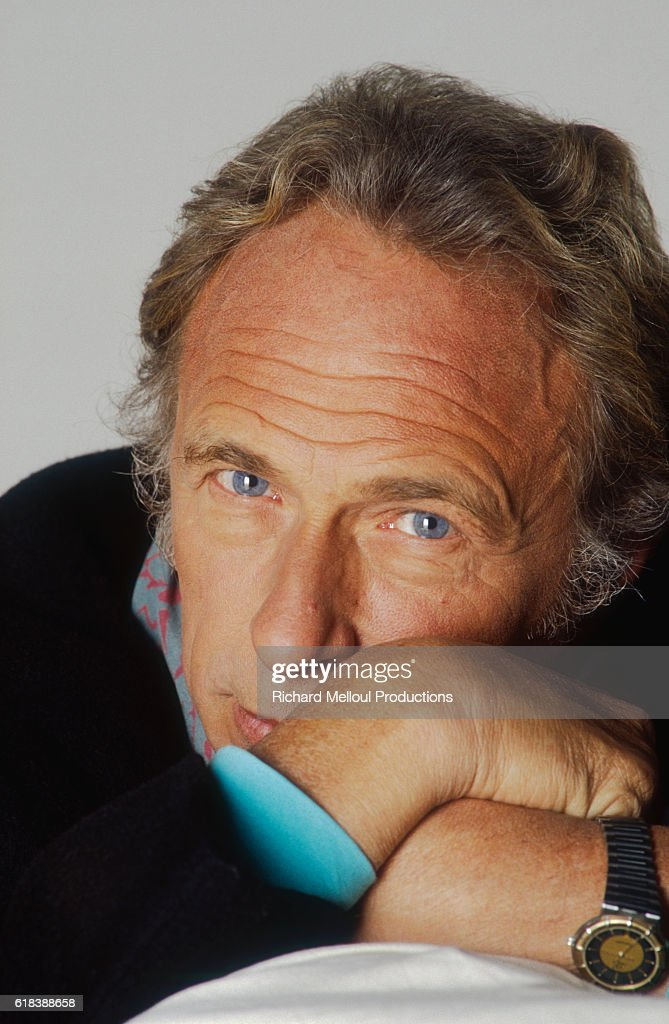 French Actor Pierre Richard : Photo d'actualité