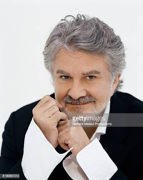French actor Roland Magdane