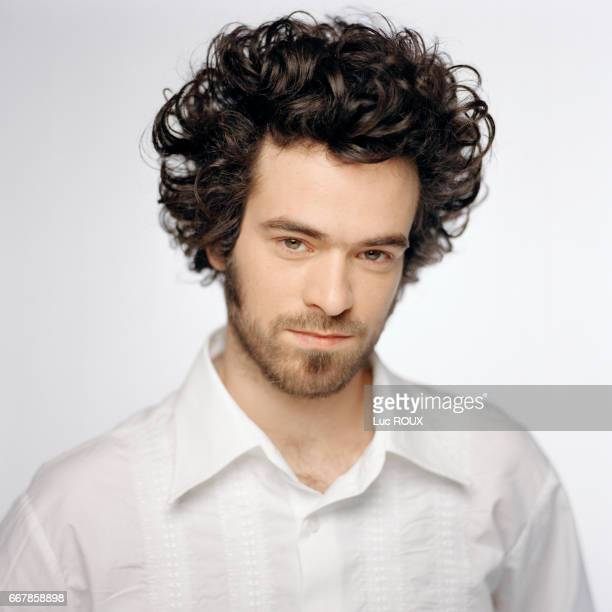French actor Romain Duris
