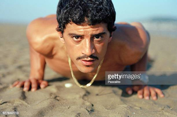 French actor Saïd Taghmaoui
