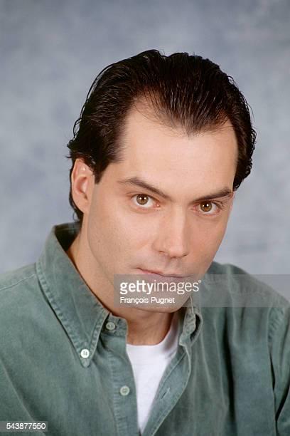 French Actor Samuel Labarthe