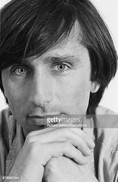 French Actor Thierry Lhermitte