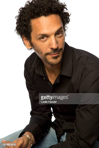 French actor Tomer Sisley is photographed for Self Assignment on April 21 2012 in New York City