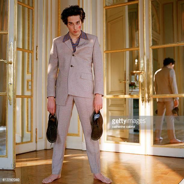 French Actor Vincent Elbaz
