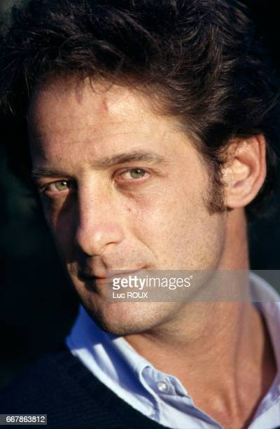 French Actor Vincent Lindon