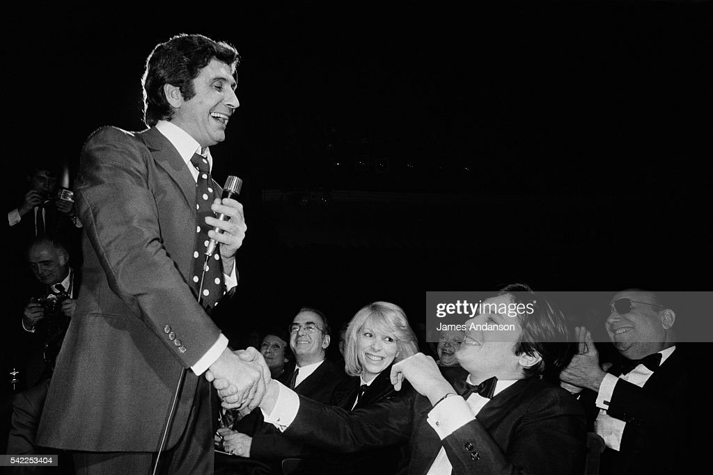 Premiere Of Gilbert Becaud At The Olympia Pictures | Getty Images