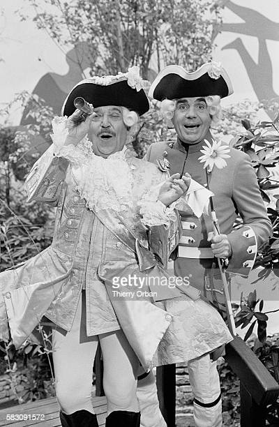 French actors Roger Pierre and JeanMarc Thibault appear in the television show Le Grande Suite created by Maritie and Gilbert Carpentier Other...