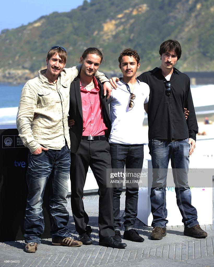 SPAIN-CINEMA-FILM-FESTIVAL : News Photo