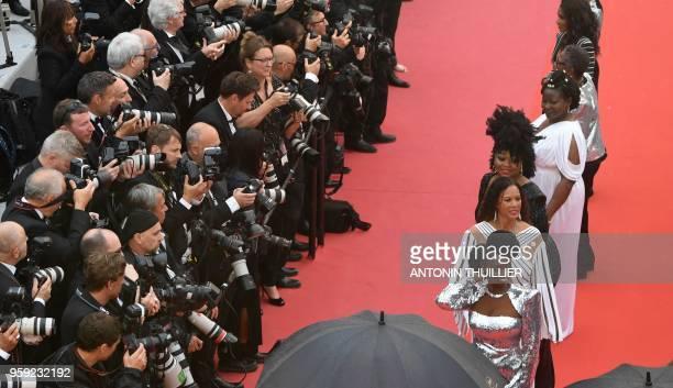 French actress Aissa Maiga French actress and producer France Zobda French actress Sabine Pakora FrenchCameroonian MariePhilomene Nga French actress...