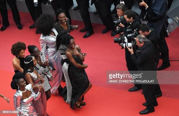 French actress Aissa Maiga French actress Nadege BeaussonDiagne French writer Rachel Khan French actress Eye Haidara French actress Assa Sylla French...