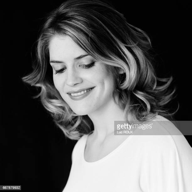 French actress Alice Taglioni