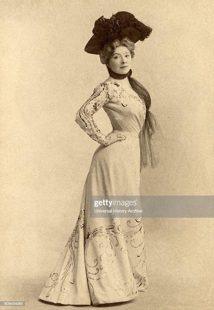 Amelie Dieterle Actress Woman French : Fotografía de noticias