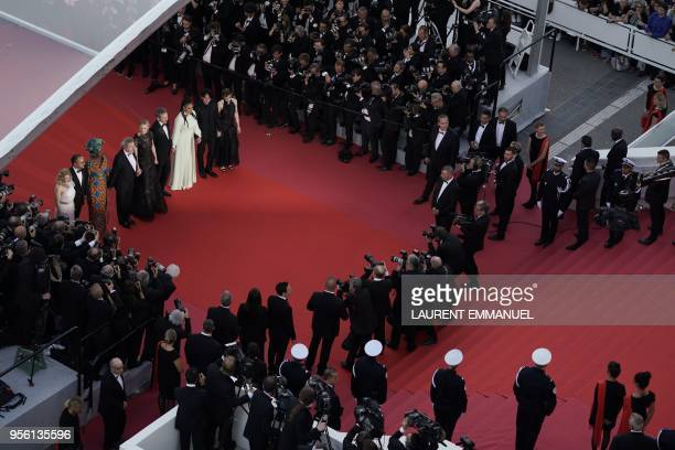 French actress and member of the Feature Film Jury Lea Seydoux Russian director and member of the Feature Film Jury Andrey Zvyagintsev Burundian...