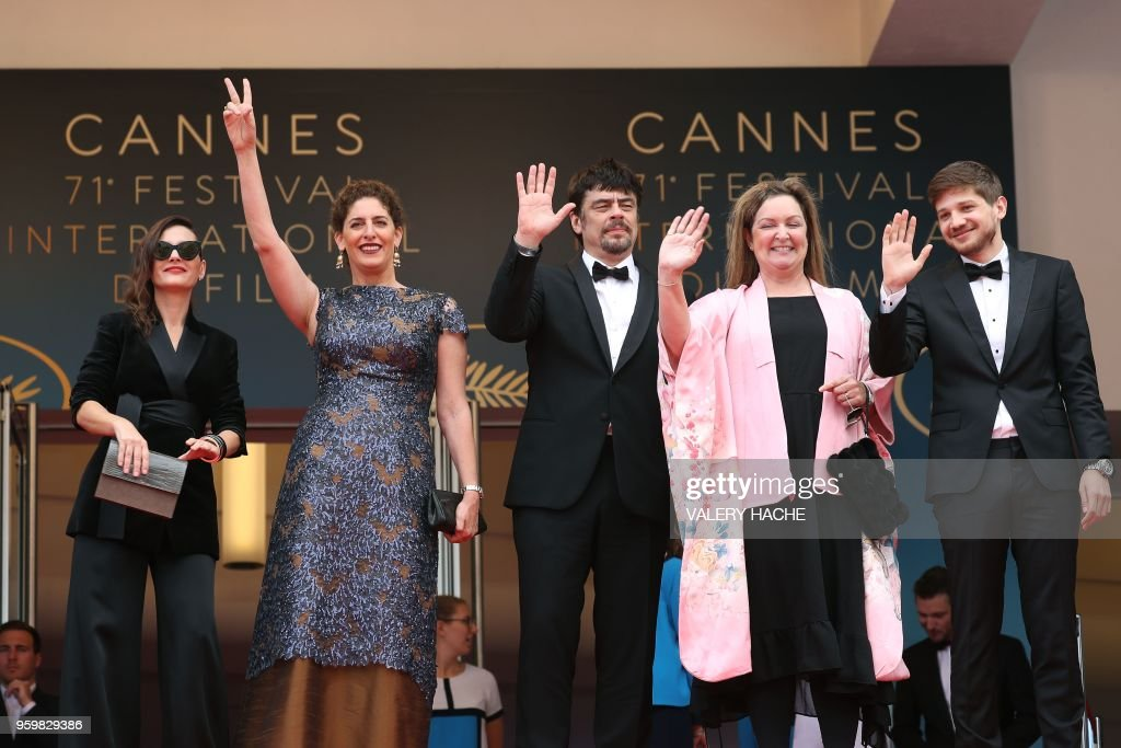 "FRA: ""Ayka (The Little One)"" Red Carpet Arrivals - The 71st Annual Cannes Film Festival"