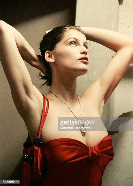 French actress and model Laetitia Casta
