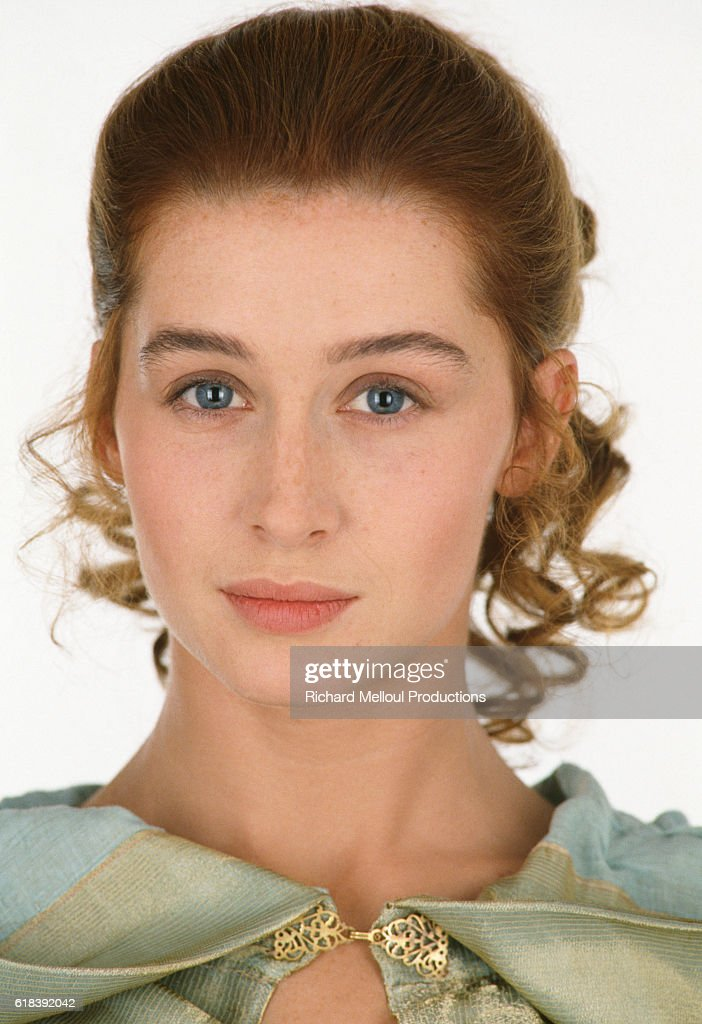 French Actress Anne Brochet : Photo d'actualité