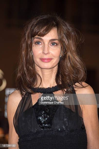 French actress Anne Parillaud arrives for the tribute to Hindi cinema at the 12th Marrakech International Film Festival on November 30Marrakech...