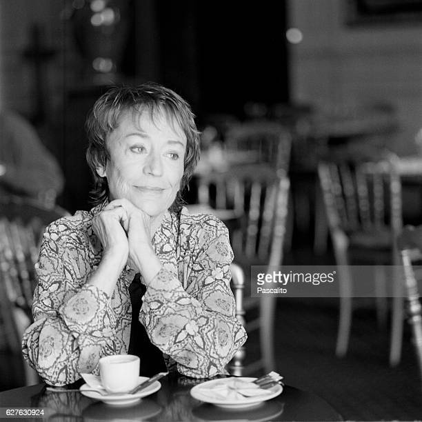 French actress Annie Girardot