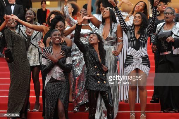 French actress Assa Sylla French actress Eye Haidara French actress Karidja Toure French comedian and humorist Shirley Souagnon French actress Nadege...