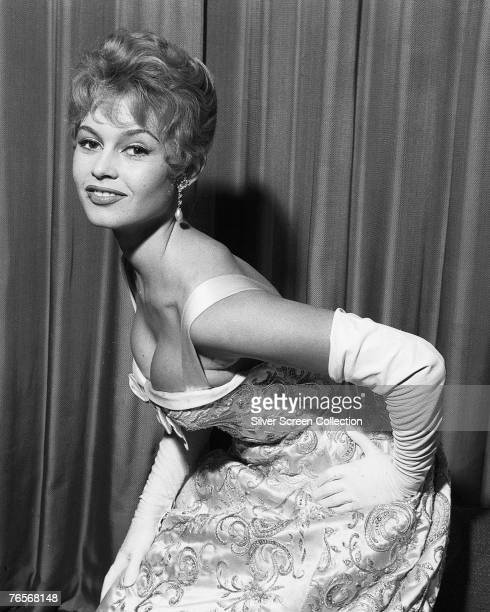 French actress Brigitte Bardot circa 1955