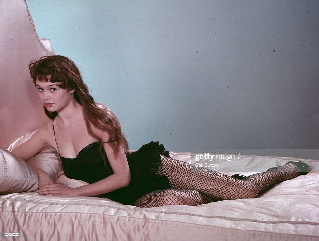 French actress Brigitte Bardot, nicknamed the Sex Kitten.