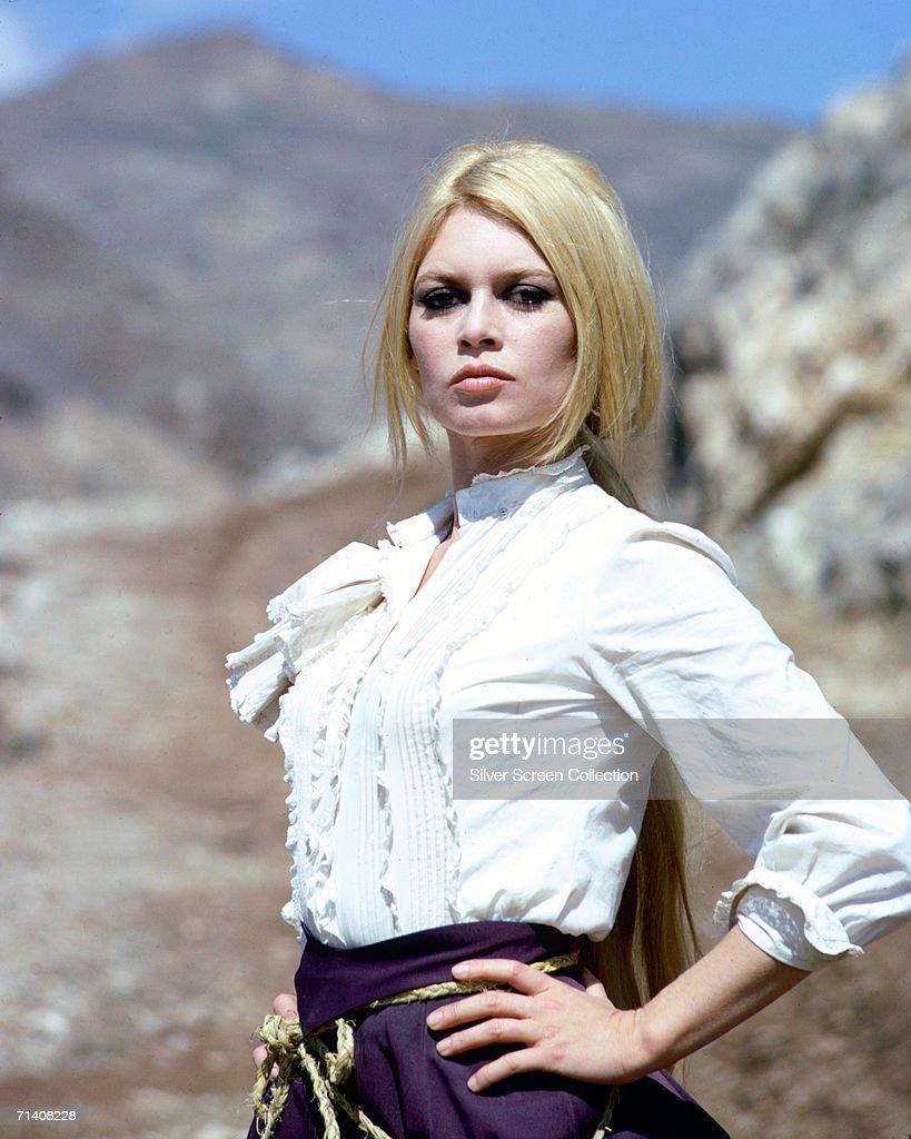 Actress Brigitte Bardot Turns 75