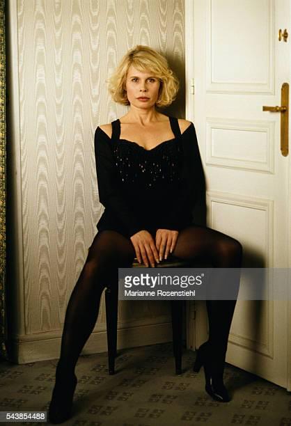 French actress Candice Patou