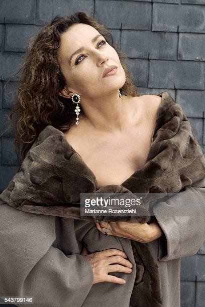 French Actress Caroline Cellier