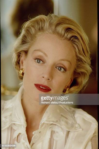 French Actress Caroline Sihol