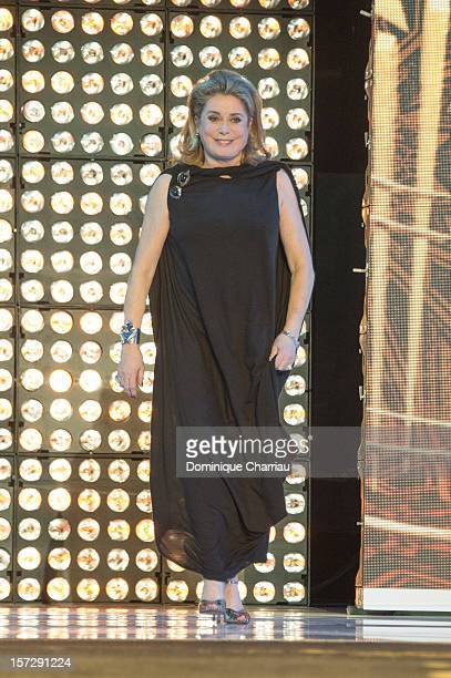 French actress Catherine Deneuve arrives for the tribute to Hindi cinema at the 12th Marrakech International Film FestivalMarrakech International...
