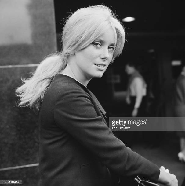 French actress Catherine Deneuve UK 17th August 1964
