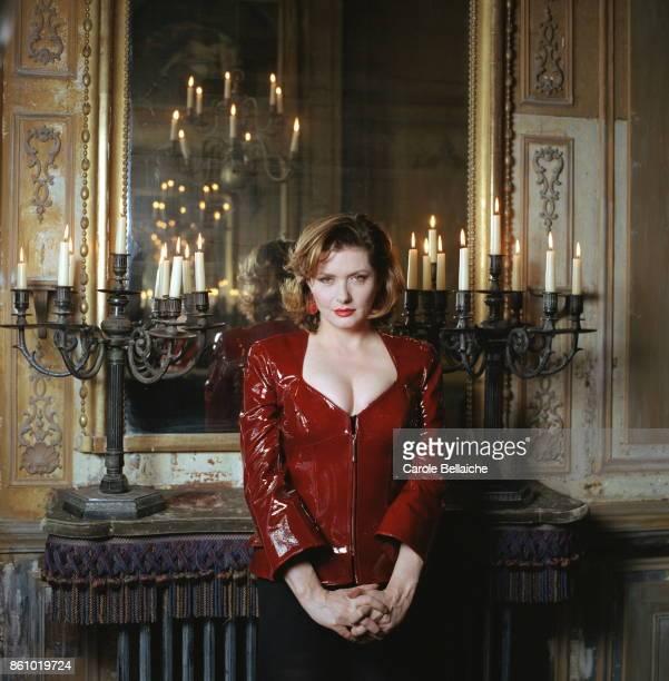 French actress Catherine Jacob